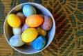 55 originelle Ideen und Techniken, wie Sie Ostereier färben