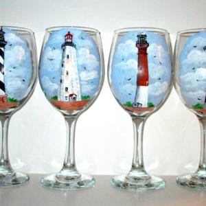 70 tolle Ideen, wie Sie Glas bemalen
