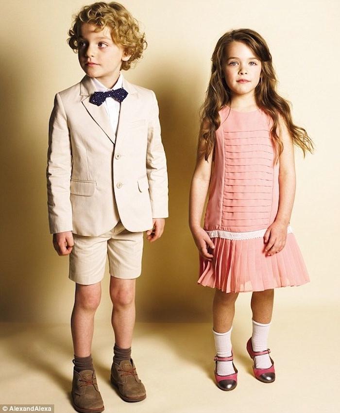 designer kindermode für jungen und mädchen ideen für stilvolles outfit der kinder