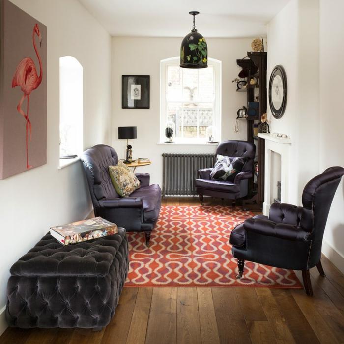obwohl Sie über wenig Platz verfügen, Wohnzimmer Ideen für kleine Räume