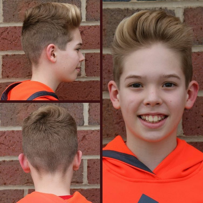 50+ ideas for boy hairstyles for borrowing