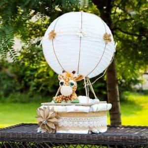 Windeltorte selber machen - Idee für eine unvergessliche Babyparty