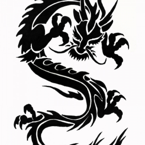 Der Drachen Tattoo und seine Bedeutung