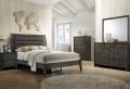 Über 60 schlaue Ideen, wie Sie Schlafzimmer grau gestalten
