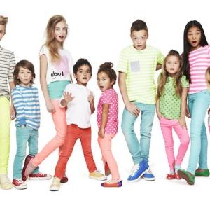 Exklusive Kindermode - die Kleinen sind heute stilvoller als je