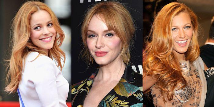ansatz färben, honigfarbene haare, frisuren mit locken, ponafrisur, hochsteckfrisur, frauenfrisuren