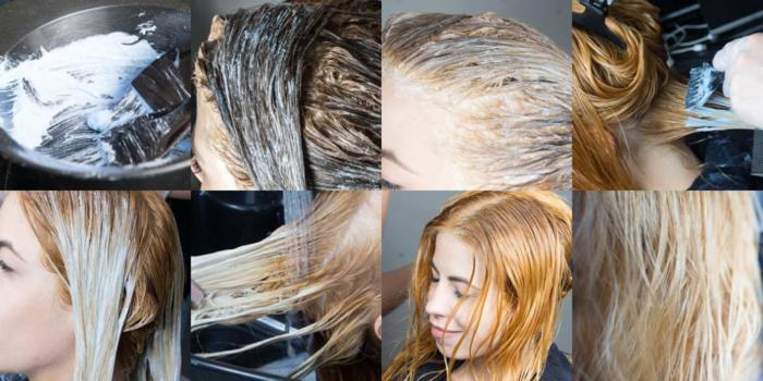 balayage selber machen, ombre haare zum erstaunen, acht schritte zum schönen frisur