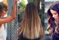 Balayage braun – die angesagteste Haarmode des Jahres