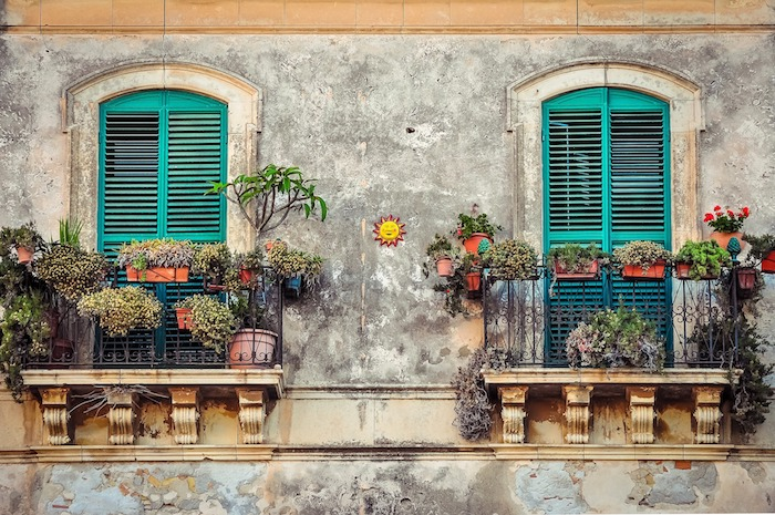 Auf kleinen Balkonen ist jeder Quadratmeter wichtig
