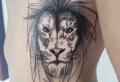 Über 90 coole Löwen Tattoo Designs und Infos über ihre symbolischen Bedeutungen