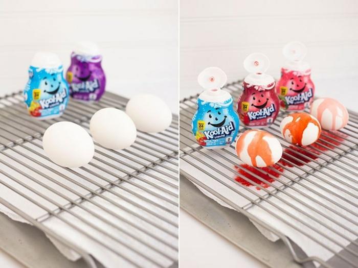 Ziemlich Farbe Küche Osterei Farbstoff Bilder - Küchen Ideen ...