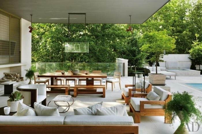 die angesagtesten terrassen beispiele heute, große terrasse mit vielen einrichtungs und deko ideen zum erfüllen