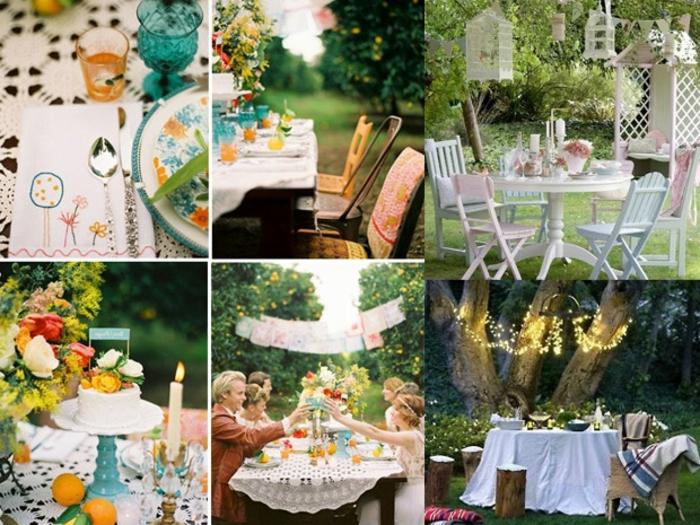 geburtstagsdeko kinder und erwachsene erfreuen die schöne atmosphäre bei einem fest, sechs bildschöne ideen zum dekorieren
