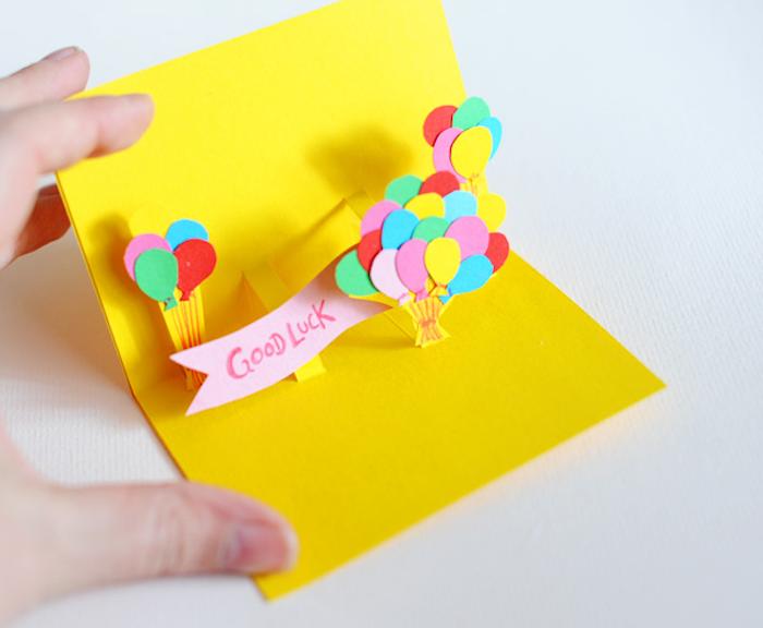 Pop Up Karte Geburtstag Vorlage.1001 Ideen Und Bilder Zum Thema Pop Up Karte Basteln