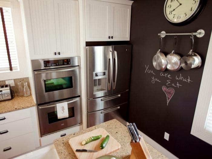 Über 80 Wandgestaltung Küche Ideen Und Schlaue Tipps ...
