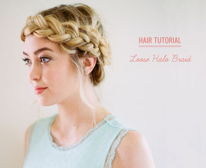 Simple braiding hairstyles: 110 cool ideas and instructions
