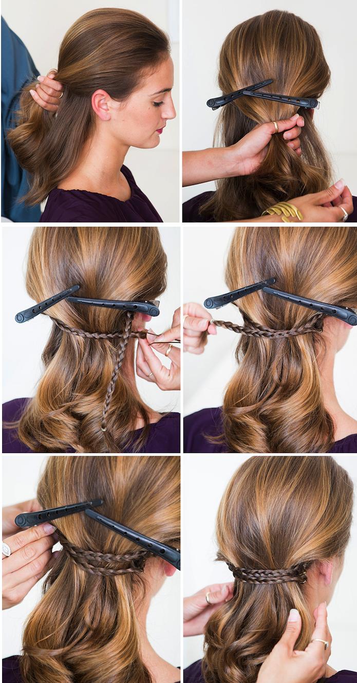 1001 Ideen Und Anleitungen Fur Moderne Frisuren Mit Locken