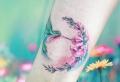 Tattoo am Fuß, am Knöchel oder an der Wade – die schönsten Ideen für Frauen