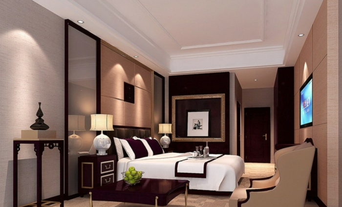 1001 ideen f r feng shui schlafzimmer zum erstaunen. Black Bedroom Furniture Sets. Home Design Ideas