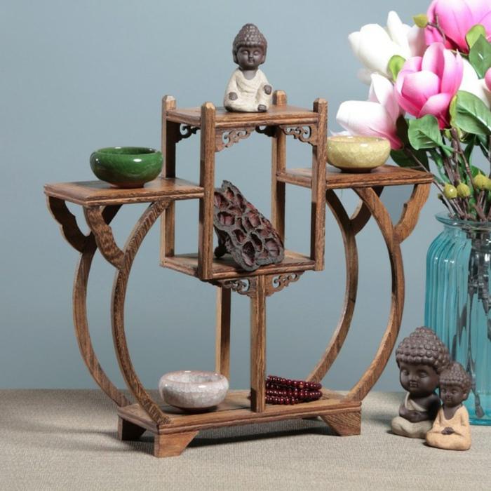 schlafzimmer farben feng shui, ideen zum dekorieren vom schlafzimmer, harmonie und liebe im raum ziehen