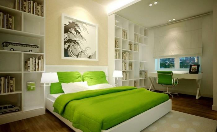 1001 ideen f r feng shui schlafzimmer zum erstaunen - Feng shui jugendzimmer ...