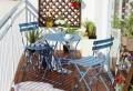 100 traumhafte Ideen wie Sie stilvollen kleinen Balkon gestalten