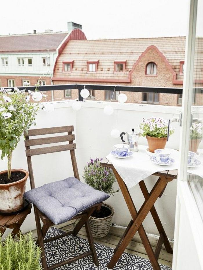 kleine terrasse einrichten oder balkonmöbel für kleinen balkon, archzine ist reich an ideen, schöne aussicht