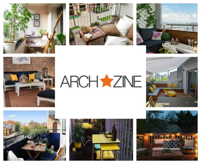 balkon einrichten ideen und inspirationen von archzine, haben sie die beste idee für sich gefunden, viele fotos von balkon designs