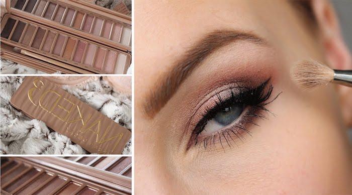 1001 ideen f r ein perfektes make up schminken f r anf nger. Black Bedroom Furniture Sets. Home Design Ideas