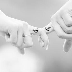 Partnertattoo: wir zeigen Ihnen die schönsten Tattoo-Motive