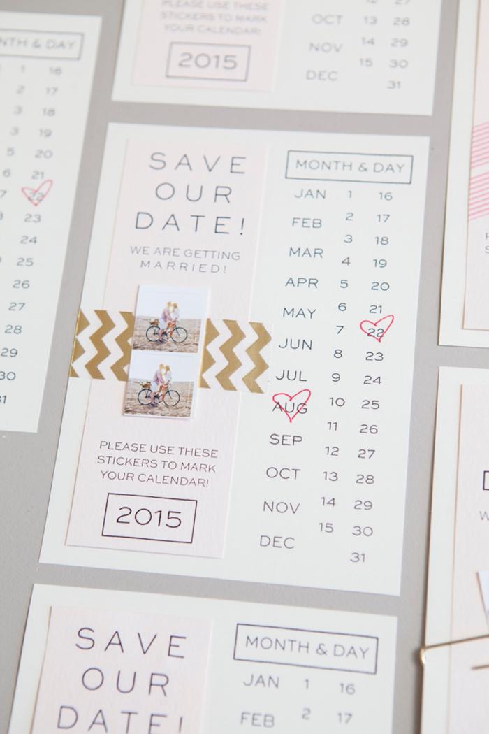 einladungskarten selbst gestalten, hochzeitseinladungen mit fotos, save the date
