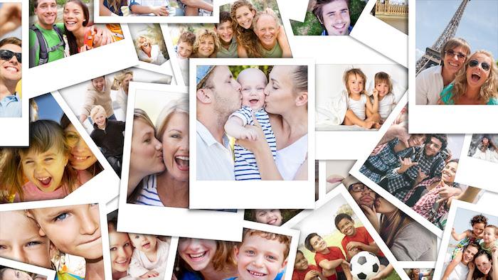 fotos drucken, viele familienfotos, bilder, kinder und eltern, urlabfotos, kleine mädchen und jungen
