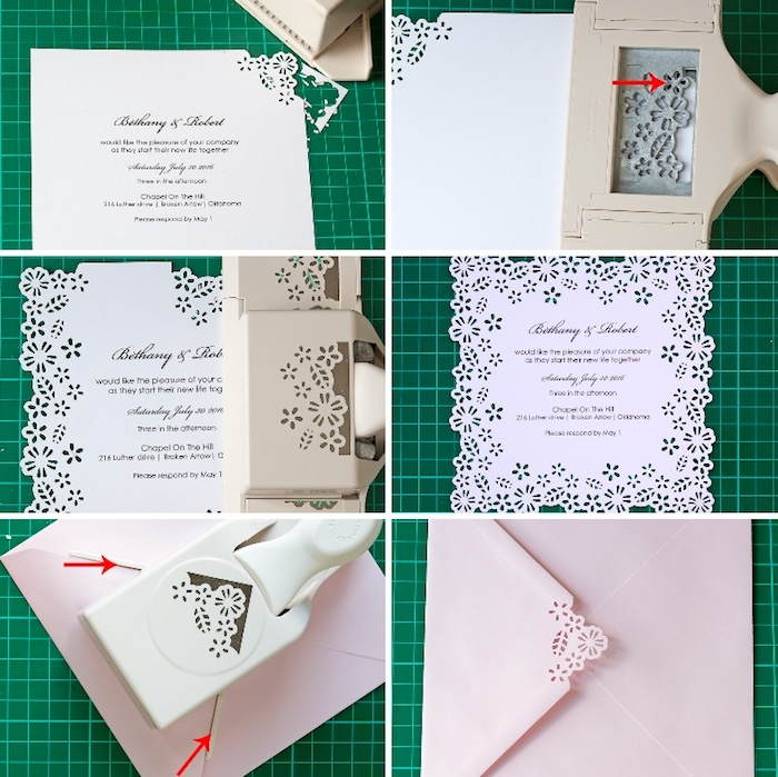 Tinker Wedding Invitations Yourself 86 Ideas With Instructions