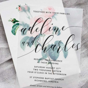 Hochzeitseinladungen selber basteln: 86 Ideen mit Anleitung