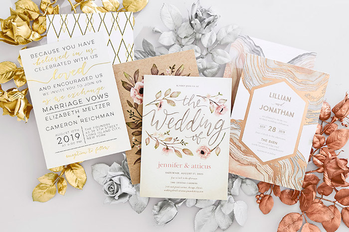 What Goes On A Wedding Invitation: Tinker Wedding Invitations Yourself: 86 Ideas With