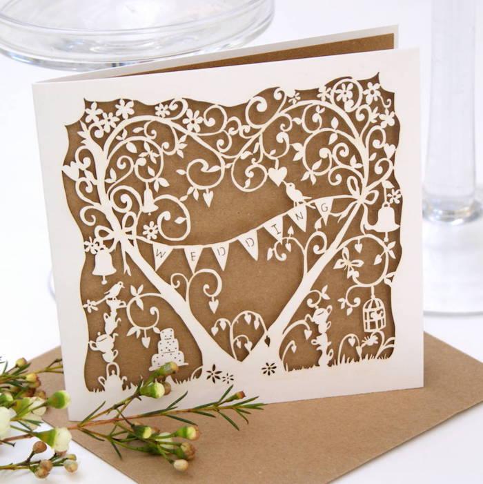 Make Wedding Card Creative Ideas Instructions
