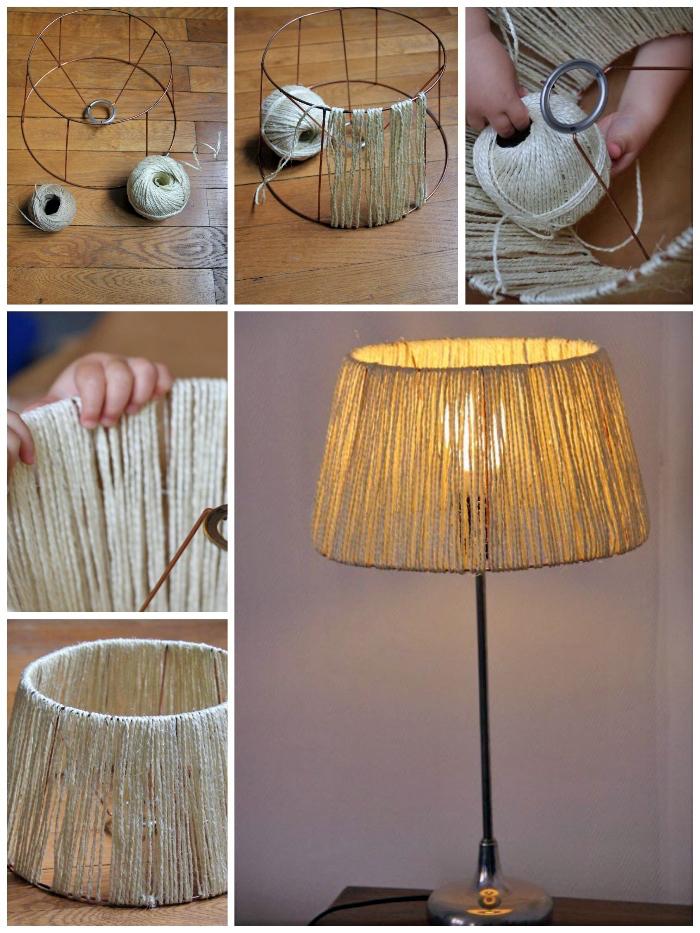 1001 Ideen Und Anleitungen Wie Sie Lampen Selber Machen