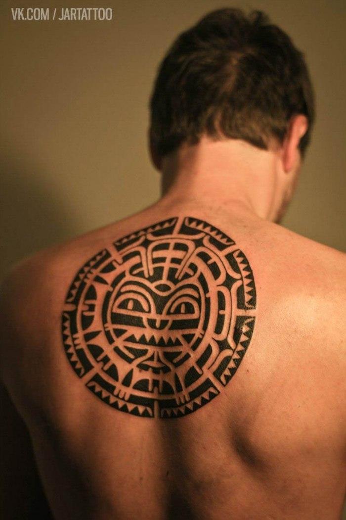 Idee für Rücken Tattoo, Tattoo Motive für Männer, Inspiration für Ihr nächstes Tattoo