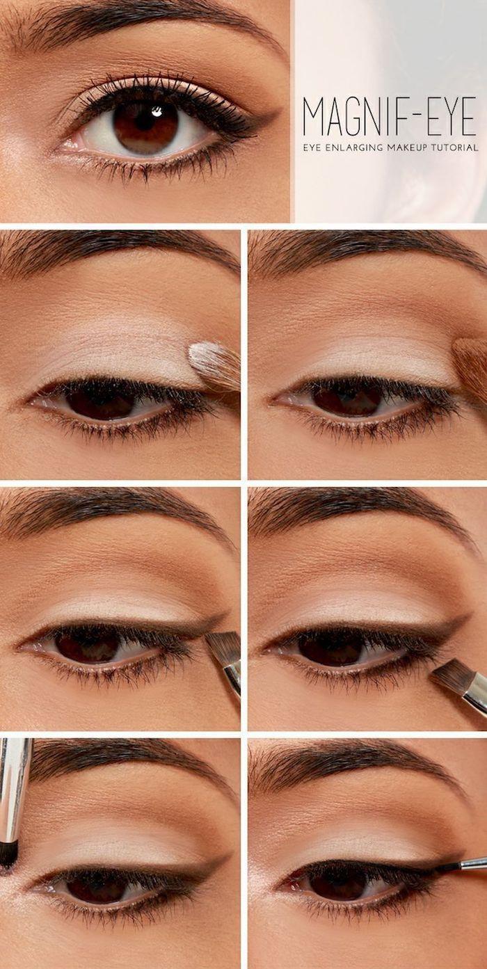 Schön Augen Make Up Schritt Für Schritt Beste Wahl Schminken Für Anfänger: Basische Make-up Tipps Für