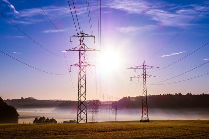 Stromanbieterwechsel, das Netzwerk