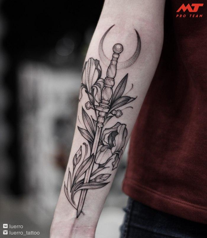 arm tattoo m nner vorlagen 50 besten arm tattoos f r. Black Bedroom Furniture Sets. Home Design Ideas