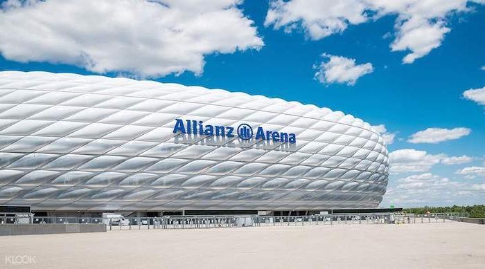 Geschenkideen für Fußballfans, Eintrittskarte für ein Spiel des Lieblingsteams, Allianz Arena
