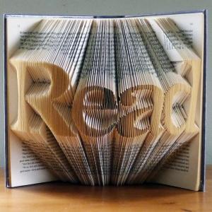 Orimoto Bücher falten - aus Alt mach Kunst!