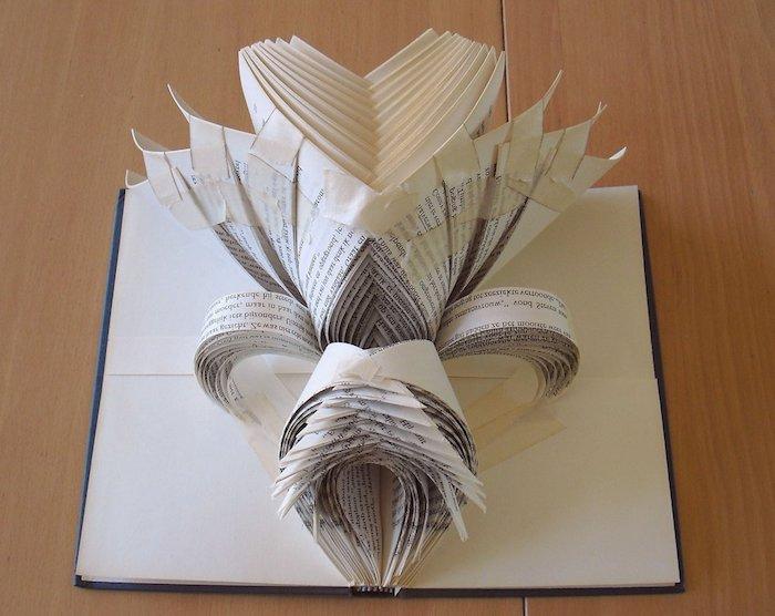 1001 Ideen Und Bilder Zum Thema Bucher Falten