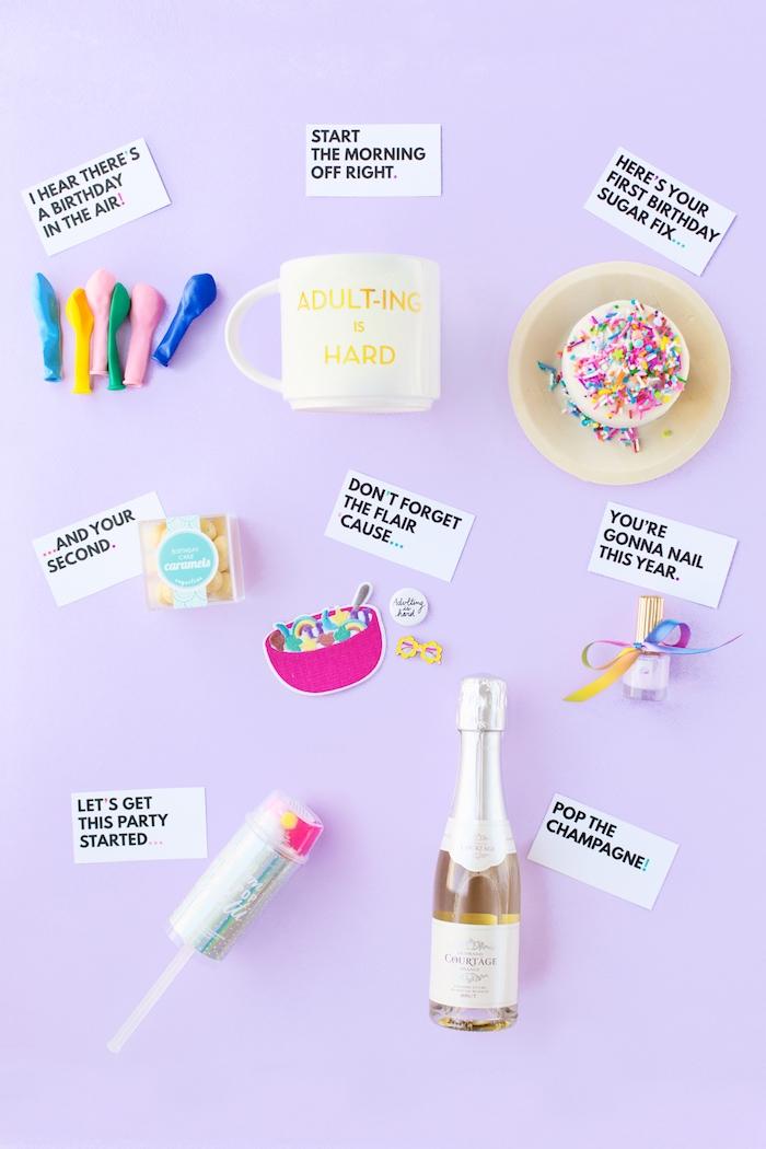 1001 Ideen Fur Selbstgemachte Geschenke Zum 18 Geburtstag