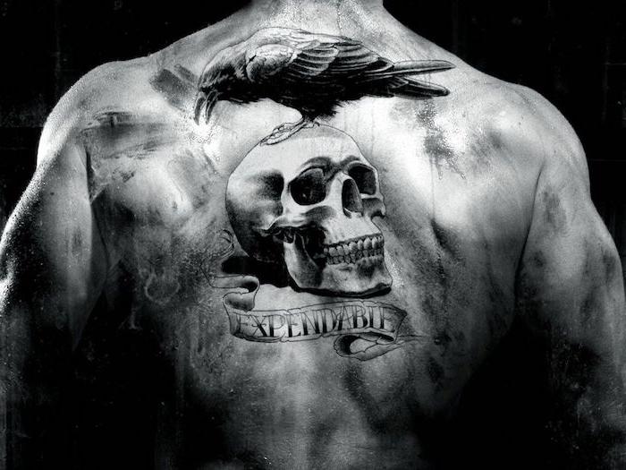 Symbol für stärke und kraft tattoo