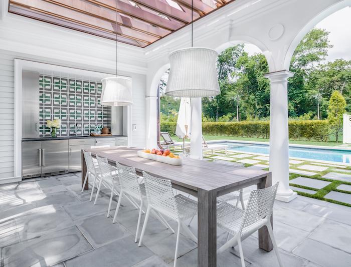 Türen Für Außenküchen : ▷ 1001 ideen und bilder zum thema außenküche selber bauen