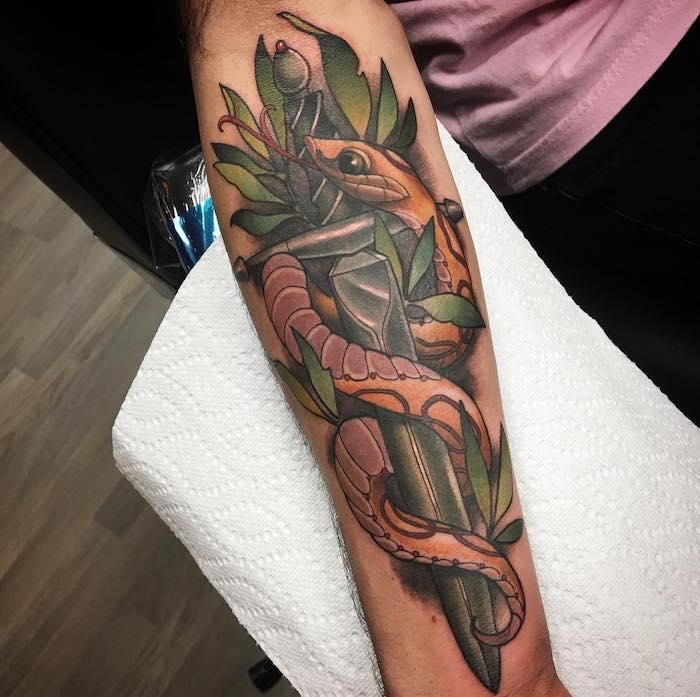 Stärke tattoo für symbol und kraft Tattoo