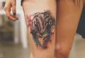 Aquarell Tattoo – tolle Bilder und inspirierende Ideen!
