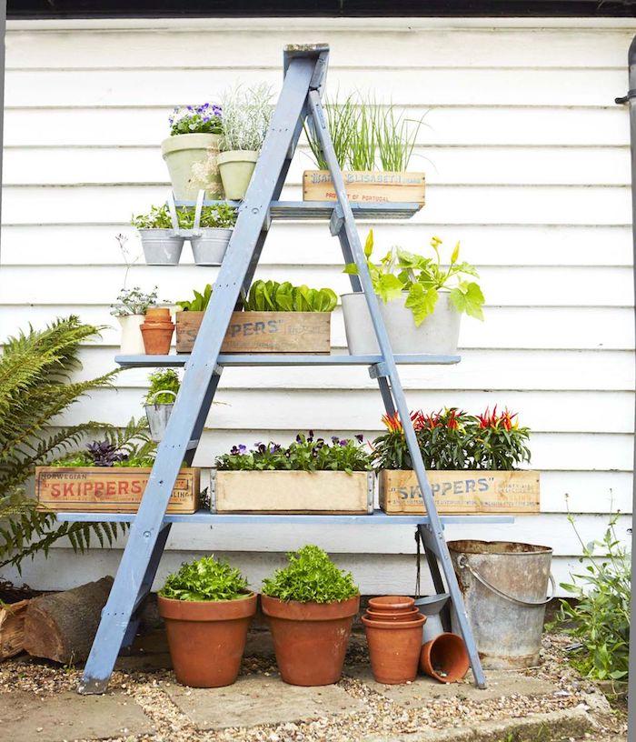 1001 ideen wie sie eine gartendeko selber machen for Gartendeko idee